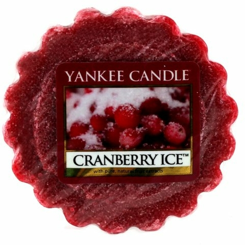 Ceară aromată - Yankee Candle Cranberry Ice Wax Melts — Imagine N1