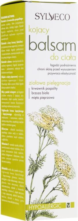 Balsam calmant de corp - Sylveco — Imagine N1