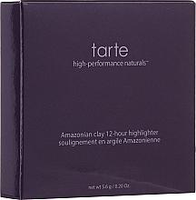 Parfumuri și produse cosmetice Iluminator - Tarte Cosmetics Amazonian Clay 12-hour Highlighter