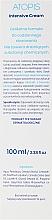 Cremă pentru față și corp - Novaclear Atopis Intensive Cream — Imagine N3