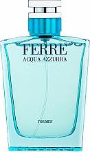 Parfumuri și produse cosmetice Gianfranco Ferre Acqua Azzurra - Apă de toaletă