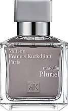 Parfumuri și produse cosmetice Maison Francis Kurkdjian Masculin Pluriel - Apă de toaletă