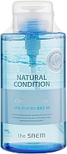 Parfumuri și produse cosmetice Apă micelară - The Saem Natural Condition Sparkling Cleansing Water