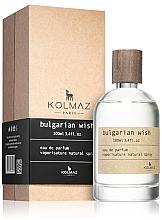 Parfumuri și produse cosmetice Kolmaz Bulgarian Wish - Apă de parfum