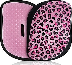 Parfumuri și produse cosmetice Perie de păr - Tangle Teezer Compact Styler Pink Kitty Mobile Brush