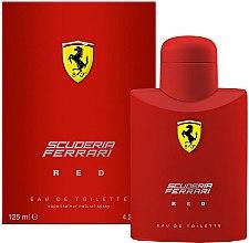 Ferrari Scuderia Ferrari Red - Apă de toaletă — Imagine N1