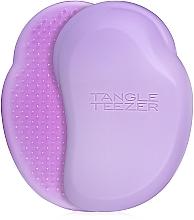 Parfumuri și produse cosmetice Perie de păr, mov - Tangle Teezer The Original Fine & Fragile Pink Dawn