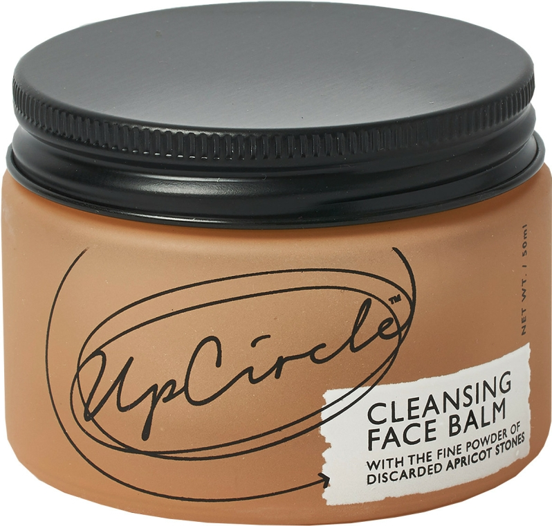 Balsam pentru față - UpCircle Cleansing Face Balm With Apricot Powder — Imagine N1