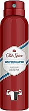 Parfumuri și produse cosmetice Deodorant aerosol - Old Spice Whitewat Deodorant Spray