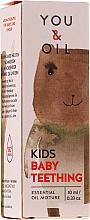 Parfumuri și produse cosmetice Amestec de uleiuri esențiale pentru copii - You & Oil KI Kids-Baby Teething Essential Oil Mixture For Kids