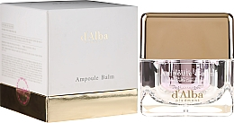 Parfumuri și produse cosmetice Cremă iluminantă cu extract de trufe albe pentru față - D'Alba Ampoule Balm White Truffle Whitening Cream