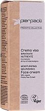 Parfumuri și produse cosmetice Cremă hidratantă pentru faţă - Pierpaoli Prebiotic Collection Moisturizing Face Cream