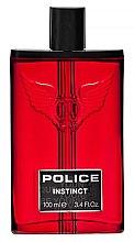 Parfumuri și produse cosmetice Police Instinct - Apă de toaletă (tester fără capac)