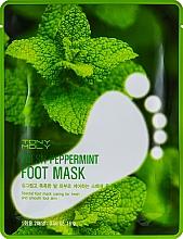 Parfumuri și produse cosmetice Mască pentru picioare - Tony Moly Fresh Peppermint Foot Mask