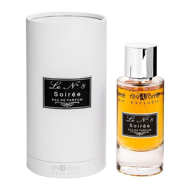 Revarome Exclusif Le No. 8 Soiree - Apă de parfum  — Imagine N1