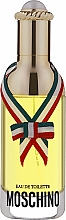 Parfumuri și produse cosmetice Moschino - Apă de toaletă (tester cu capac)
