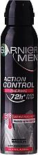 "Parfumuri și produse cosmetice Deodorant Spray ""Control activ"" - Garnier Mineral Men 72h Action Control Thermic"