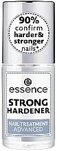 Parfumuri și produse cosmetice Întăritor pentru unghii - Essence Strong Hardener Nail Treatment Advaced