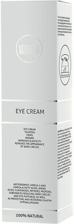 Cremă pentru pleoape - Naturativ Intensive Care Eye Cream — Imagine N2