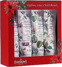 Parfumuri și produse cosmetice Set - Farmona In Your Hands (h/cr/4x50ml)