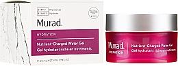 Parfumuri și produse cosmetice Gel hidratant pentru față - Murad Hydration Nutrient Charged Water Gel