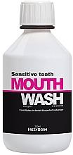 Parfumuri și produse cosmetice Agent de clătire pentru cavitatea bucală - Frezyderm Sensitive Teeth Mouthwash