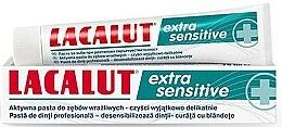 """Pastă de dinți """"Extra Sensitive"""" - Lacalut  — Imagine N1"""