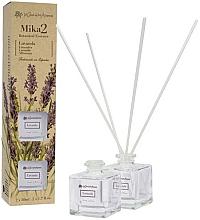 """Parfumuri și produse cosmetice Difuzor aromatic """"Lavandă"""" - Flor De Mayo Mika 2 Botanical Essence"""