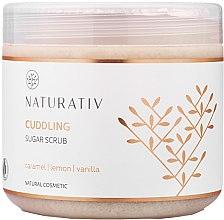 Peeling de corp cu zahăr - Naturativ Cuddling Body Sugar Scrub — Imagine N3