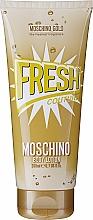 Parfumuri și produse cosmetice Moschino Gold Fresh Couture - Loțiune de corp