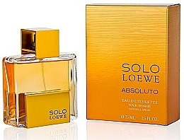 Parfumuri și produse cosmetice Loewe Solo Loewe Absoluto - Apă de toaletă
