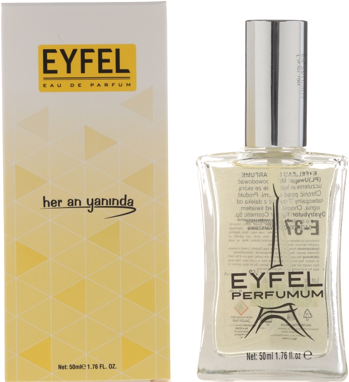 Eyfel Perfume E-37 - Apă de parfum — Imagine N1