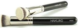 """Parfumuri și produse cosmetice Pensulă pentru fond de ten """"H50S"""" - Hakuro"""