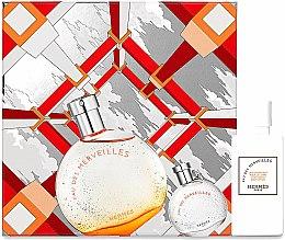 Parfumuri și produse cosmetice Hermes Eau Des Merveilles - Set (edt/50ml + edt/7.5ml + b/lot/40ml)