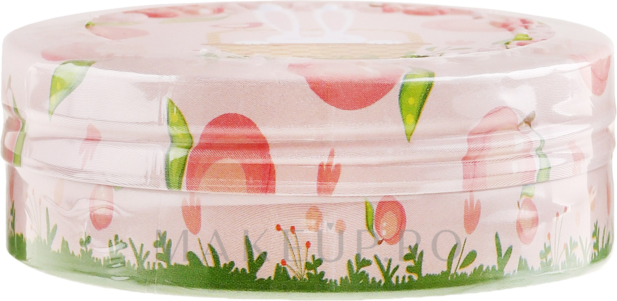 "Cremă de mâini ""Caise"" - SeaNtree Steam Hand Butter Cream Soft Peach Bunny — Imagine 35 ml"