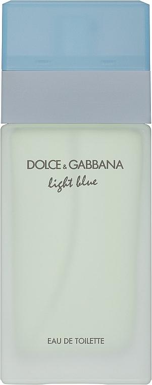 Dolce & Gabbana Light Blue - Set (edt/50ml + b/cr/50ml + edt/10ml) — Imagine N5