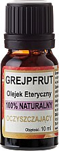 "Parfumuri și produse cosmetice Ulei esențial natural ""Grapefruit"" - Biomika Grapefruit Oil"