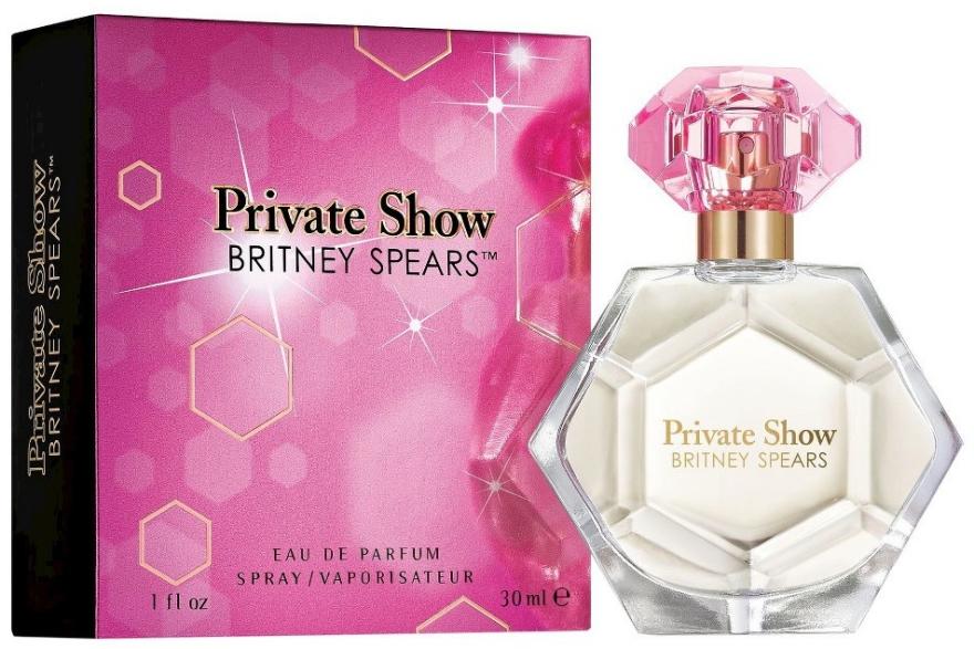 Britney Spears Private Show - Apă de parfum — Imagine N2