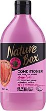 Parfumuri și produse cosmetice Balsam de păr - Nature Box Almond Oil Conditioner