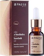 "Ulei de baobab ""Cocktail de vitamine"" - Paese Baobab Oil — Imagine N1"