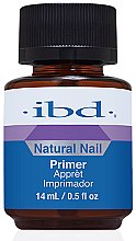 Parfumuri și produse cosmetice Primer pentru gel - IBD Natural Nail Primer