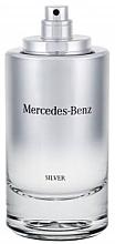 Parfumuri și produse cosmetice Mercedes-Benz Silver - Apă de toaletă (tester fără capac)