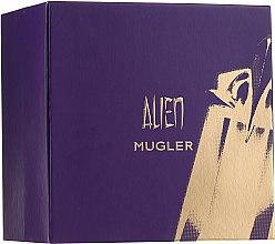 Mugler Alien - Set (edp/60ml + edp/7ml + lot/100ml) — Imagine N1