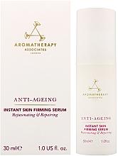 Parfumuri și produse cosmetice Ser facial anti-îmbătrânire - Aromatherapy Anti-Ageing Instant Skin Firming Serum