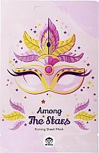 Parfumuri și produse cosmetice Mască de țesut pentru față - Dr Mola Among The Stars Firming Mask