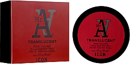 Parfumuri și produse cosmetice Pomadă de păr, fixare puternică - I.C.O.N. MR. A. Transclucent Pomade Strong Elastic