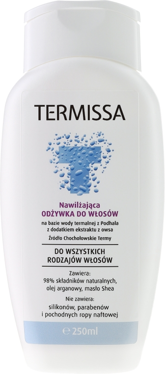 Balsam hidratant pentru păr - Termissa Conditioner — Imagine N2