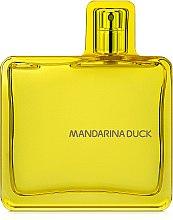 Parfumuri și produse cosmetice Mandarina Duck - Apă de toaletă (tester cu capac)