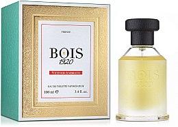 Parfumuri și produse cosmetice Bois 1920 Vetiver Ambrato - Apă de toaletă