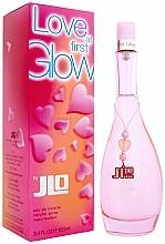 Parfumuri și produse cosmetice Jennifer Lopez Love at First Glow - Apă de toaletă